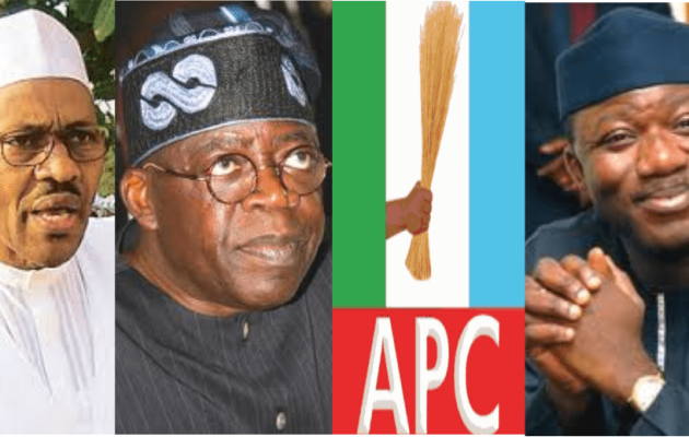 Tinubu describes NNPC as government ATM, Says APC formed to restore hope to Nigerians