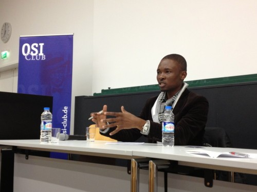 How Occupy Nigeria birth the Illuminators ~ Japheth J Omojuwa's paper at Free University Berlin