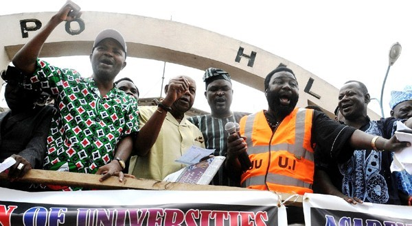 ASUU strike as subversion? By Waheed Odusile