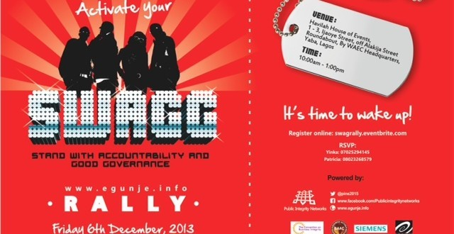 Integrity Unveils Activate Your SWAGG Video Competition and Rally