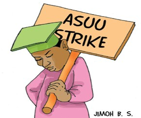 ASUU STRIKE: FG bows, extends deadline to Dec 9