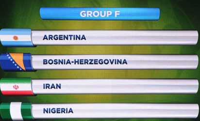 That 'favourable' World Cup draw