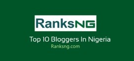 Top 10 Bloggers In Nigeria – Omojuwa