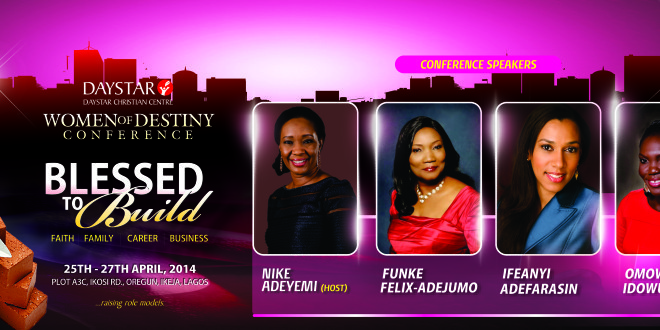 WODC 2014: Women, Destiny Beckons, Wouldn't You Heed The Call?