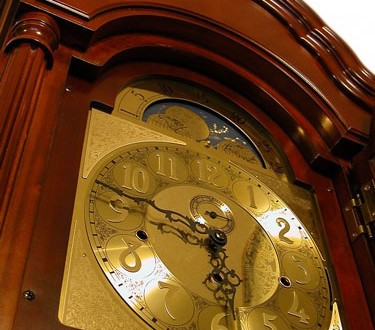 My Old Grandfather's Clock – Samuel Ufot Ekekere