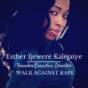 Resource for Rape Victims in Lagos State – @EstherIjewere Kalejaiye