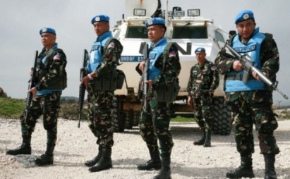 UN Peacekeepers Under Attack by Syrian Rebels