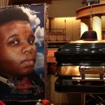 Photos of Michael Brown's Funeral #Ferguson