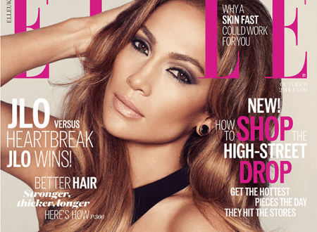 "I Still Believe In Love…"" – J-Lo Speaks On Cover Of Elle Magazine UK"