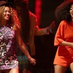 Beyonce and Solange: Sisters Stick Closer