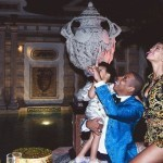 The Carters go to Paris Church, See Photos.