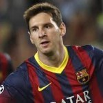 Messi Suffers Hip Injury