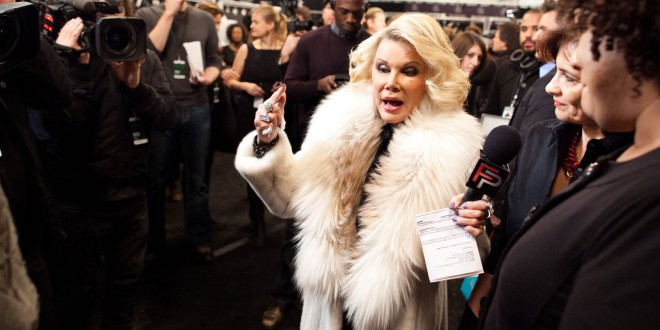 I've had so much plastic surgery, when I die they will donate my body to Tupperware- Joan Rivers