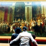 The Carters in  Louvre Museum in Paris (See Photos)