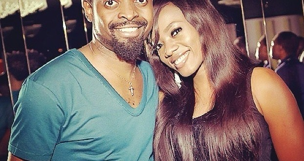 BasketMouth to Post 100 Photos of Wife in 1 Day