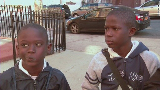 Father says Sons Beaten at School & Called 'Ebola'