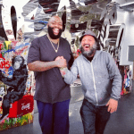 Rick Ross Speaks on Weight Loss & Exercise, Drinks Less Alcohol…