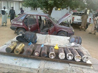 Bomb in Kano Food Market Discovered & Detonated by Police