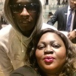 See who Bumped into Young Thug… Eniola Badmus