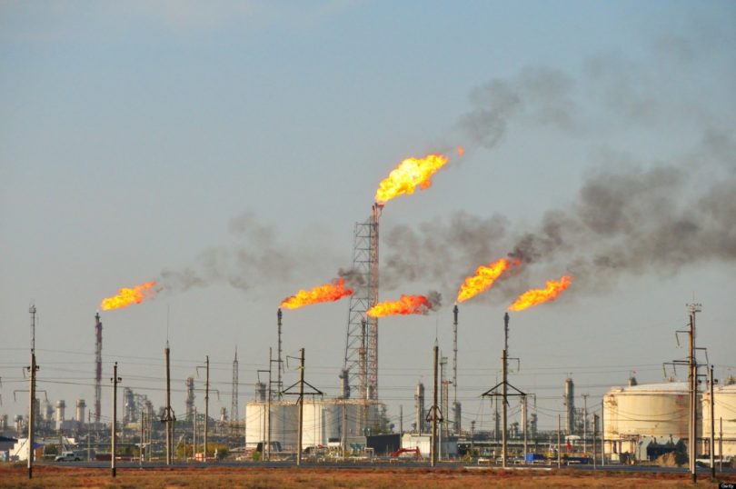 Natural Gas Flaring In Nigeria