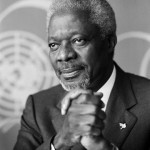 #USAfricaSummit: The next steps for Africa to meet its potential – Kofi Anan