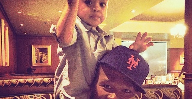 50 Cent Son's Birthday: How the Mighty Roll