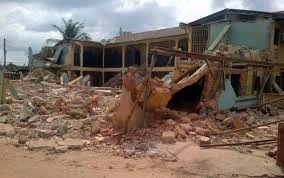 Another Church Building Collapses In Benin