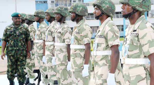 Nigerian Soldiers Guilty of Mutiny, Sentenced to Death