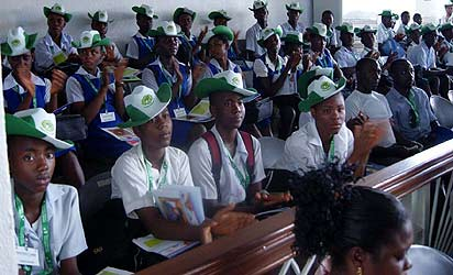 COMMISSIONER BLAMES ENGLISH, MATHS FAILURE ON POLICY INCONSISTENCY