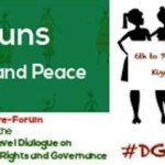 #DGtrends: The Gender Pre-Forum to the 2014 High Level Dialogue on Democracy, Human Rights and Governance in Africa
