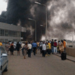 Rights Group Alleges Sabotage In Federal Secretariat Fire, Calls For Probing