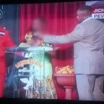 """Pastor Caresses Woman's Breast…Watch How """"Fake"""" Miracle Pastor was Exposed"""