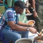 Fayose's Empty Stomach Infrastructure! – By Tope Michael