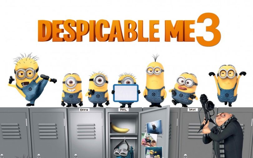 Despicable Me, Movie, News, Entertainment, Box Office, Weekend